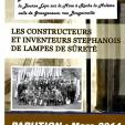 Les constructeurs et inventeurs stéphanois de lampes de sûreté