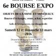 F –   Roche La Molière Bourse EXPO 12 et 13 mars 2016