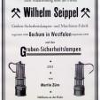 Neues Buch: Wilhelm Seippel – Grubensicherheitslampen