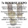 11. + 12. mars 2017  Bourse Expo a Roche la Moliére / France