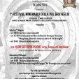 Bergbaufest in Italien – Festival Minerario  27.-28.Maggio 2017