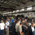Montantrödelmarkt auf Hansa, tolle Veranstaltung